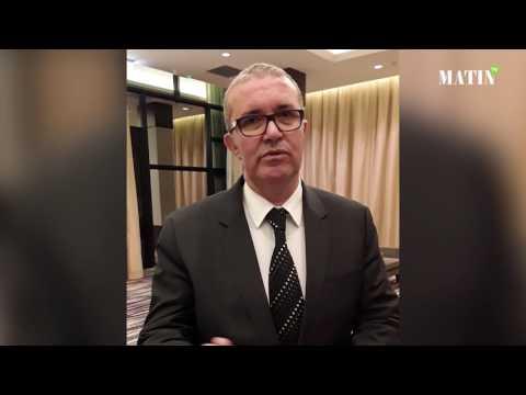 Déclaration de Mohammed Benayad en marge de la 2ème édition de «l'African Business Connect»