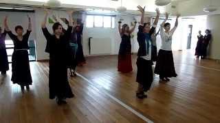 Stage Elena la Grulla - flamenc'Opale