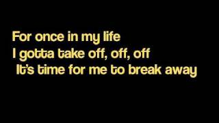 Take Off Lyrics (On Screen) - Jeremih
