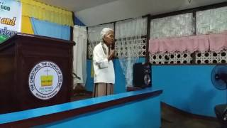 Daghang Panahon Gidapit ko Ikaw -  Nanay Benita Escubilla
