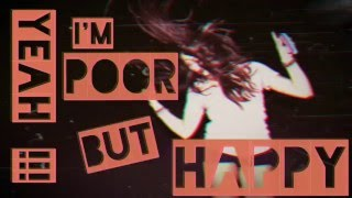Molly Varlet - POOR BUT HAPPY (Video Lyrics)