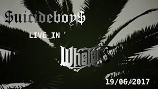 $uicideboy$ - Live in Whelan's + Whelan's Wraps