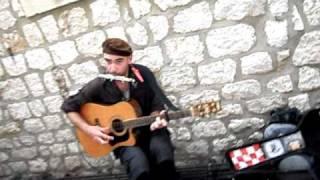 Música croata de rua