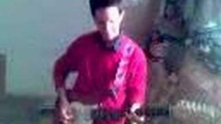 heartbreak high theme song on a guitar