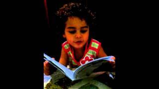 O Pequeno Príncipe, história contada por Clara.