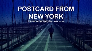 Postcard from New York