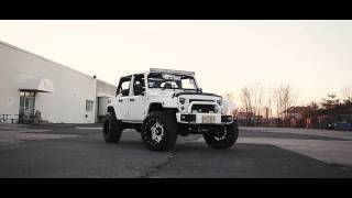 The Jeep  |  One Stop Car Audio