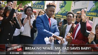 Mr Eazi - Keys To The City (Ogede) (Official Video)