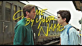 elio + oliver | goodbye my lover [call me by your name]