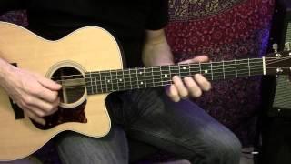 Deep Elem Blues: Bob Weir Acoustic Guitar Lesson TRAILER