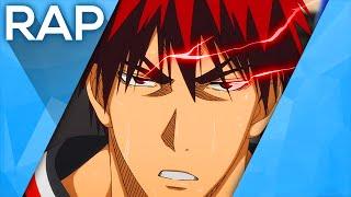 🔴 Rap do Taiga Kagami (Kuroko no Basket)l Águia l Tributo 35