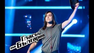 Александър Иванов - Under the Bridge - Отбор Графа - Супер Битки 1 - Гласът на България 4