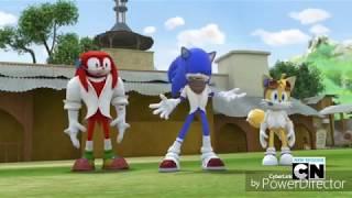 Sonic Boom Nightcore GOGOGO
