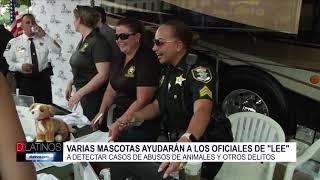 Sheriff del condado Lee, y una nueva actividad con los perritos
