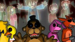 Fnaf You're Not Alone, Marionette Tribute