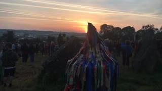 Summer Solstice 2017 at Glastonbury Festival
