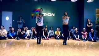 Banks|Gemini Feed|Choreography|Kevin Shin