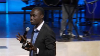 Apostle Grace Lubega at Living Word Church in Phoenix Arizona , USA