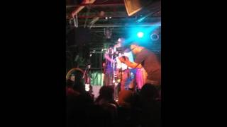 Shamarr Allen (Sexual Healing) at Shamrock New Orleans 04/30/16