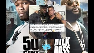 50 Cent Takes Picture with Man Who Accused Rick Ross of Pistol Whipping and Kidnapping him.