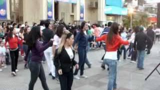 LA CURA ESTA EN VOS primer flashmob correntino