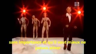 Le vagabond - Claude François lyric