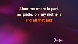 Karaoke, All That Jazz - Liza Minnelli