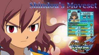 Shindou's Moveset In Inazuma Eleven Go Strikers 2013