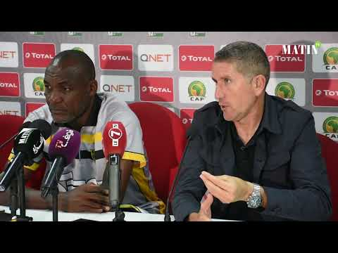 Video : Déclarations d'après match RCA - ASEC Mimosas