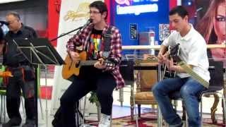 The acoustic heads - Mig ot prikazka LIVE
