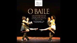 Ensaio do Espetáculo de Dança de Salão O BAILE