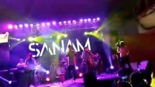 SANAM live concert in Mumbai_2017_(Teri aankho se apni nazare...)