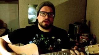 Elderly Woman Behind the Counter in a Small Town - Pearl Jam Cover - Gareth Bawden