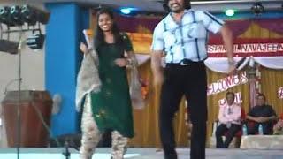 Prashanth | Dance with Fan | Adhisayam