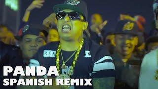Ñengo Flow - Panda Spanish Remix Ft. Varios Artistas (Official Video) HD width=