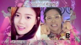 B1A4 x Oh My Girl - Beautiful Cupid (Mashup)