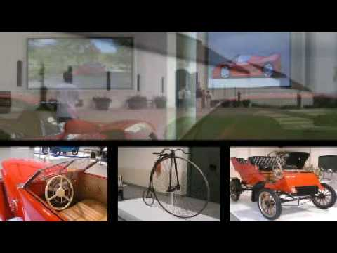 Franschhoek Motor Museum – Cape Winelands, South Africa