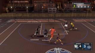 NBA 2K17 l Park l Hoop Session Vol.1 xT_akeSomeGang