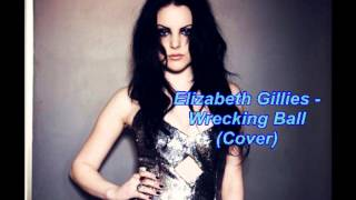 Elizabeth Gillies - Wrecking Ball (Cover) Live at Genghis Cohen