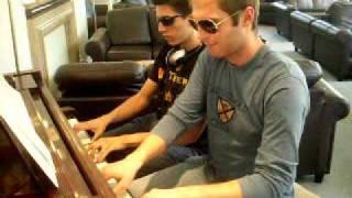 Cancan Piano 4 Hands (4 Manos)