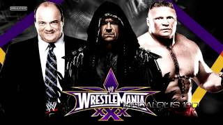 2014: WWE Wrestlemania 30 3rd Official Theme Song - ''In Time'' With Download Link