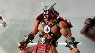 Storm collectibles Mortal Kombat Shao Khan Quick Preview