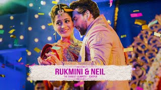 The Sangeet Ceremony of Neil Nitin Mukesh and Rukmini Sahay in Udaipur, India