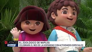 Naples Zoo celebra el Mes de la Hispanidad