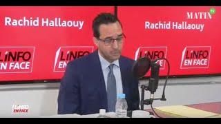 L'info en Face avec Tarik El Malki