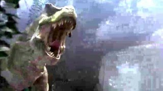 Jurassic Park 3 Buck T-rex Sound Effects
