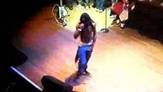"Lil Wayne Live H.O.B. San Diego 6/15/08 ""A Milli"""