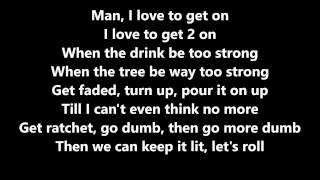Tinashe - 2 ON [Feat] School Boy Q [Lyrics]