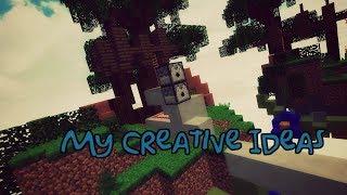 My Ideas #1 | Dispencer Trap (Minecraft Skywars)