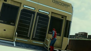 Marvel's Spider-Man PS4 gameplay Harry's research stations : Smog Alert